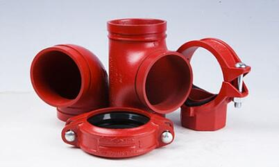 Roll Grooved Fittings Catalogue