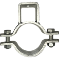 2 Piece Clamp with yoke