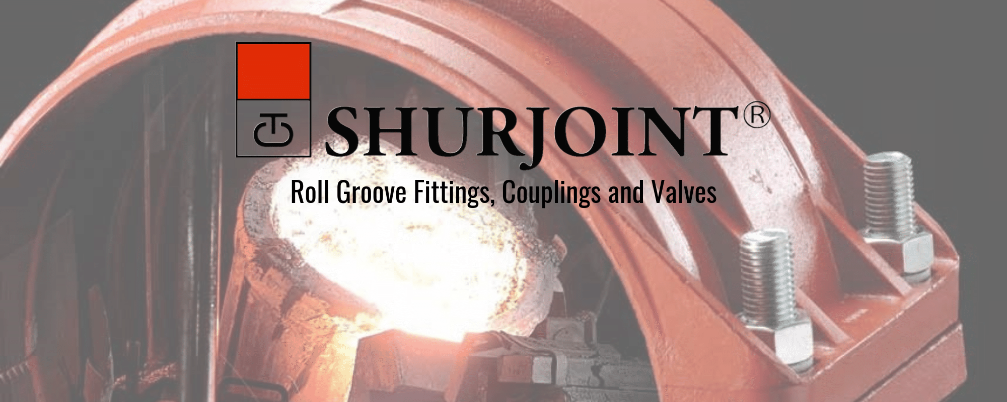 Shurjoint product page header